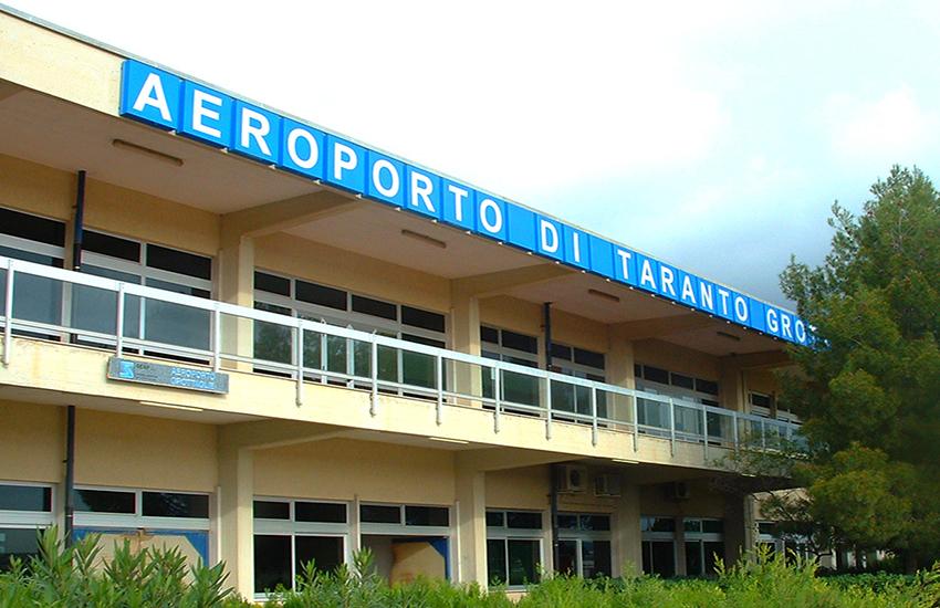 Aeroporto di Taranto: la Provincia interpella Regione
