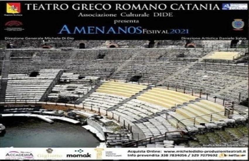 Catania, domani a Palazzo degli Elefanti la presentazione di Amenonas Festival
