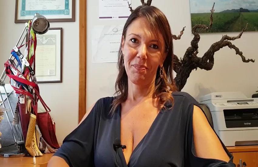 """E' una catanese il miglior agronomo d'Italia: """"L'Etna miniera preziosa nonostante le difficoltà"""""""