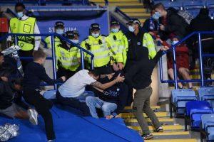 Scontri Leicester: Arrestati nove tifosi del Napoli
