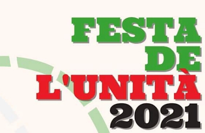 Incontro Giani e Anselmi 5 settembre alla Festa dell'unità itinerante di Venturina Terme
