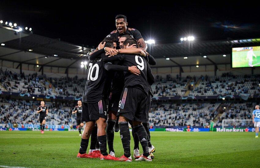 Juventus ritrova la vittoria in Champions, sbancata Malmoe (La sintesi)