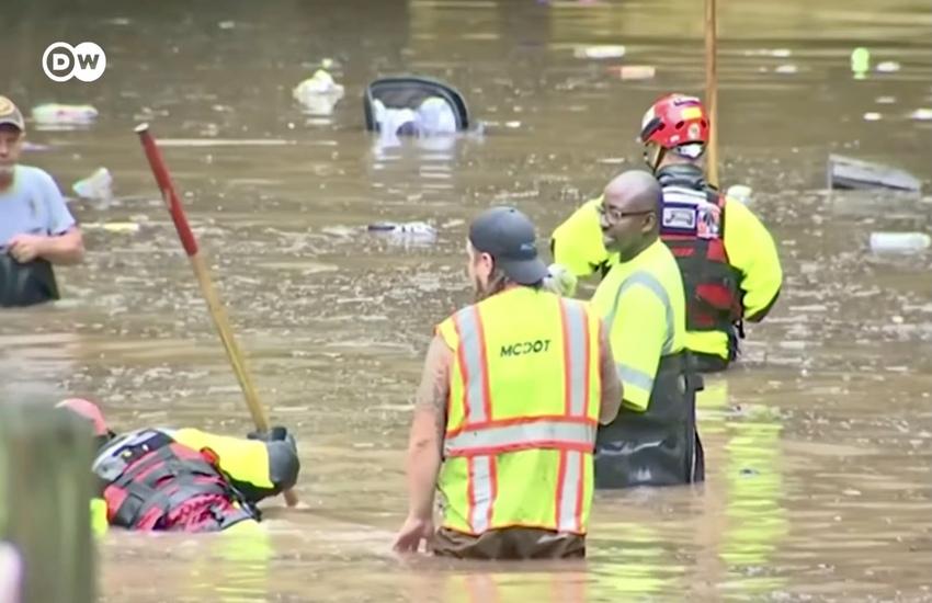 Uragano Ida, salgono a 10 i morti. Record di pioggia caduta su New York