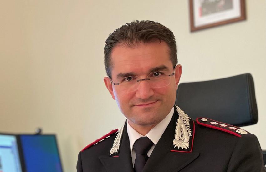Cuneo, carabinieri: il Col. Carubia è il nuovo comandante provinciale