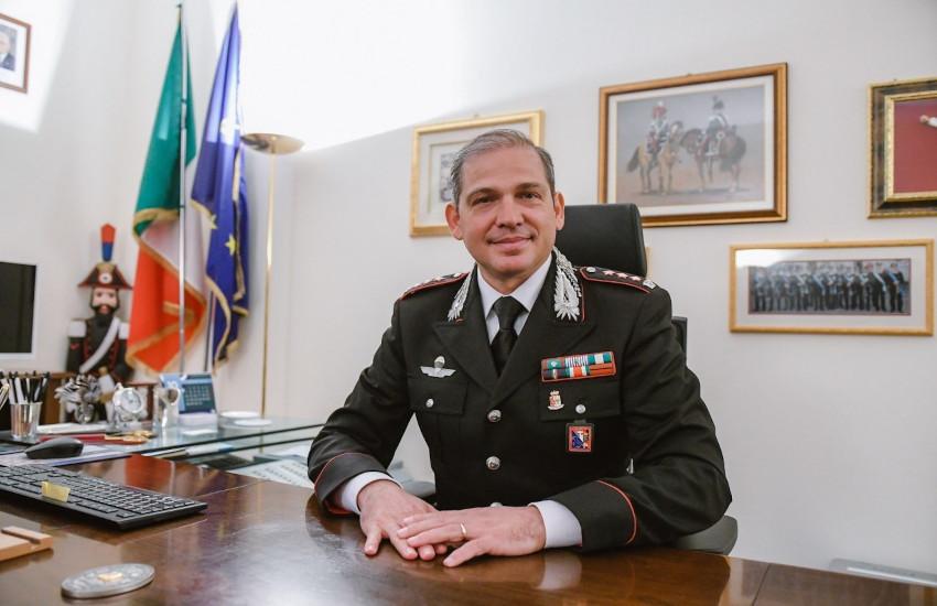 Cuneo, carabinieri: il Col. Del Gaudio lascia il comando provinciale
