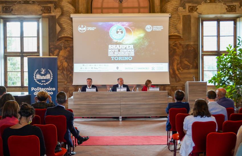 Torino, il 24 e 25 settembre torna in presenza la Notte dei Ricercatori