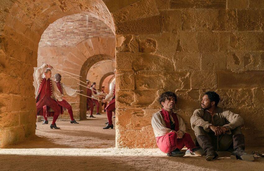 Cinema: Scicli e Noto al centro del film Cyrano di Joe Wright, nelle sale a Natale