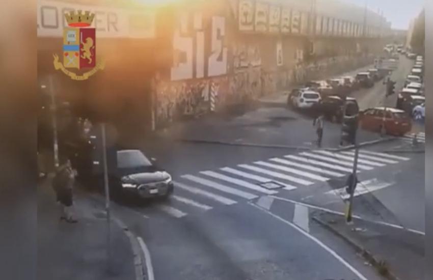 Milano: Rapinavano orologi ad automobilisti e in zone movida, 4 arresti