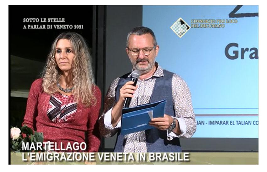 VIDEO Martellago, la storia dell'emigrazione veneta in Brasile