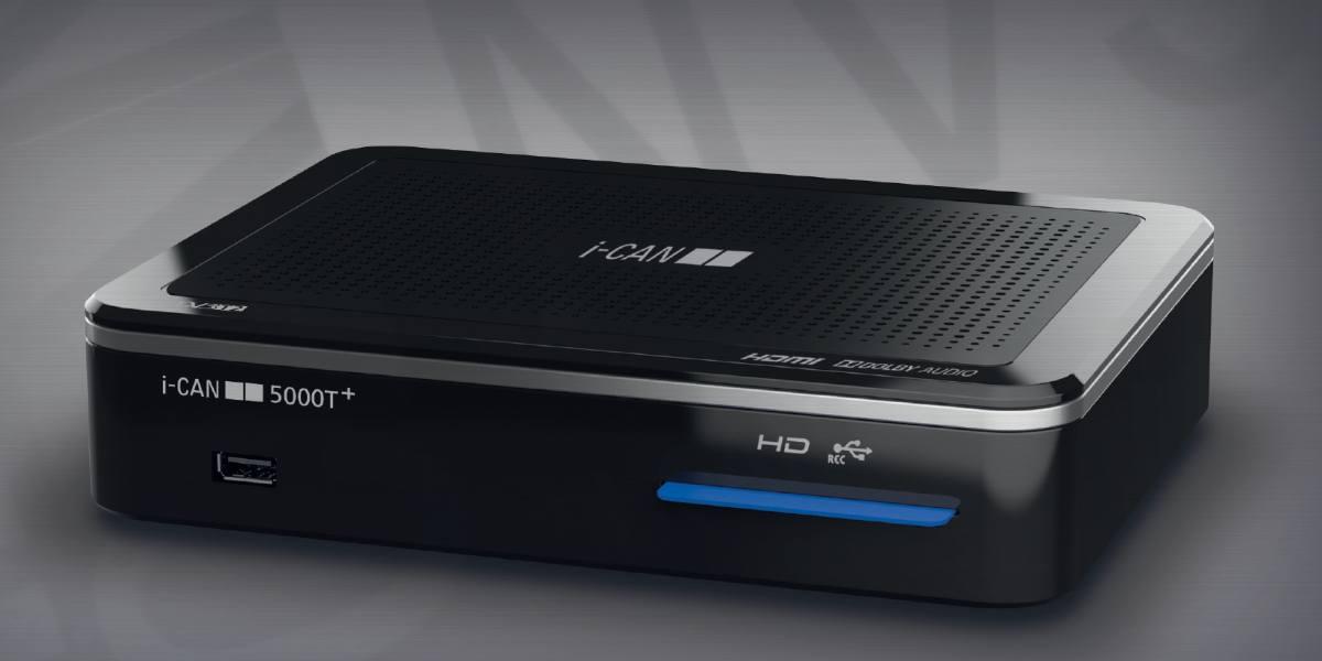 Un decoder DVB-T2