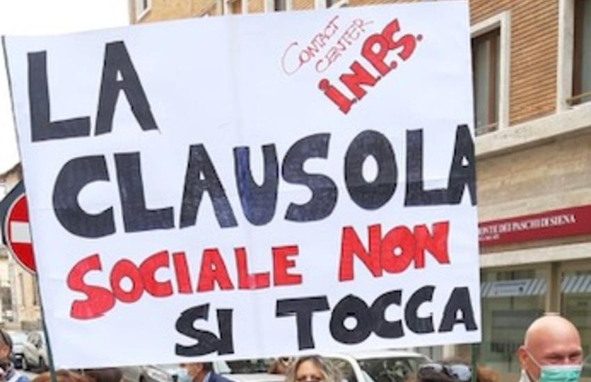 """Inps, Pezzopane (Pd): """"al fianco dei lavoratori del call center, per il rispetto della clausola sociale"""""""