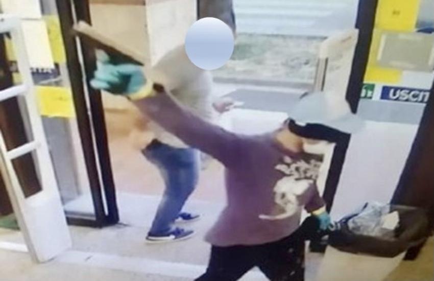 Grottaglie: Furti e rapine a negozi, arrestato 40enne pregiudiciato