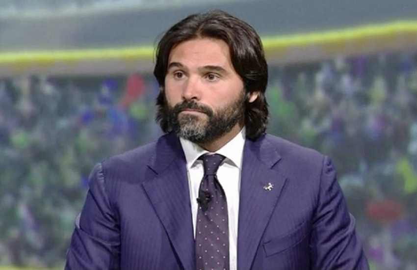 Tv: Daniele Adani approda in Rai, esordio domenica 26 settembre