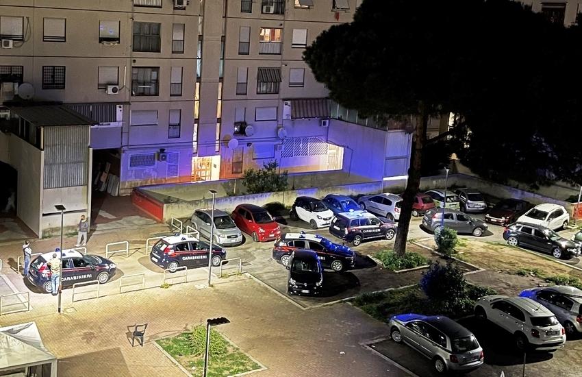 """Tor Bella Monaca, pusher """"pensionato"""" aveva 456 dosi di eroina e 450 g di cocaina"""