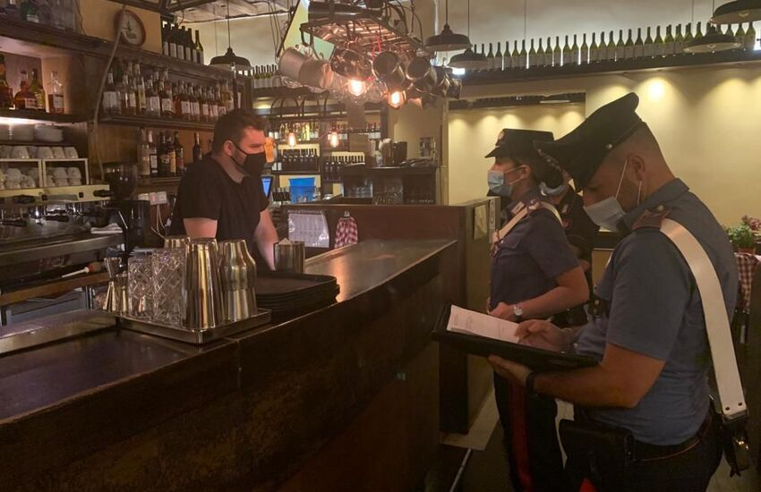 San Lorenzo, vendeva bevande alcoliche a minorenni, denunciato