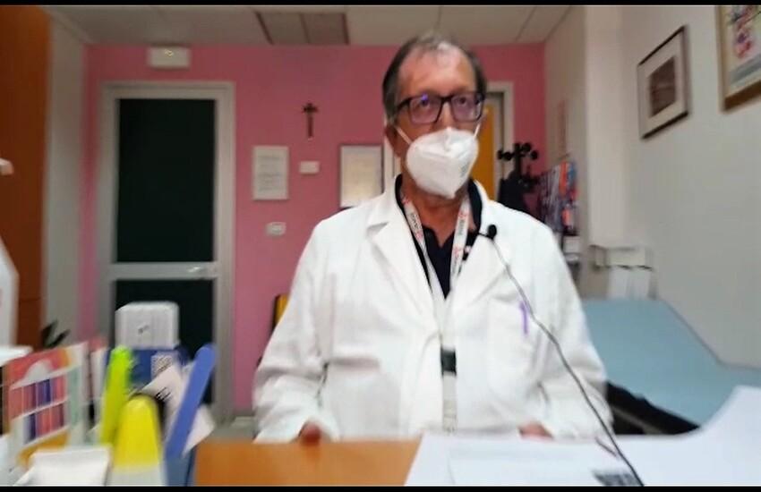"""Iacobello: """"Bisogna migliorare le cure domiciliari, i reparti sono in grande sofferenza"""""""