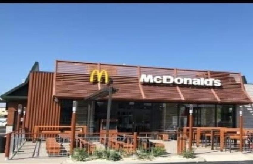 Da oggi anche Vittoria ha il suo McDonald's