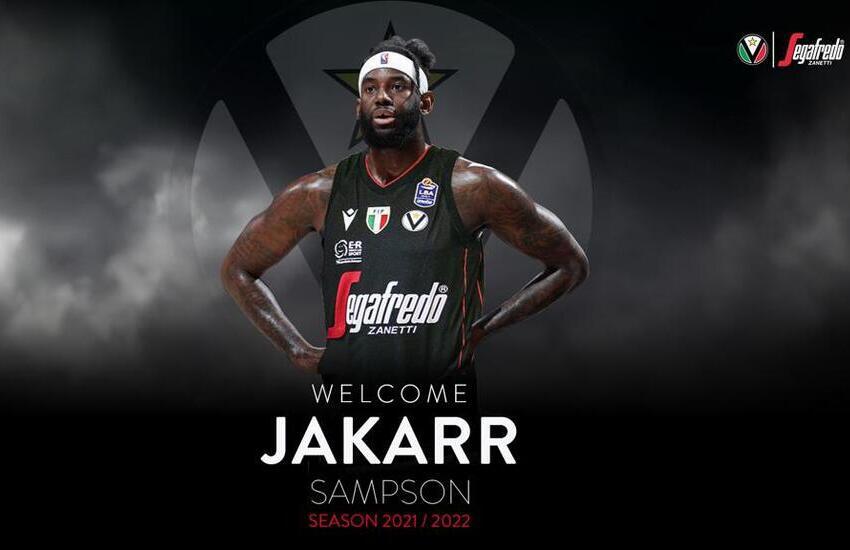 JaKarr Sampson è un nuovo giocatore della Virtus Bologna