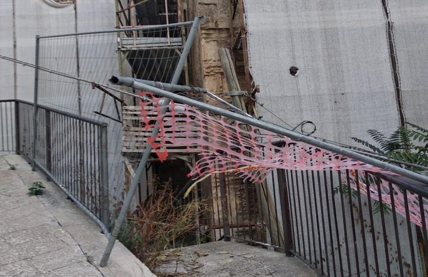 Ragusa Ibla: violata da ignoti una delle entrate al complesso dell'ex convento di Santa Maria di Gesù