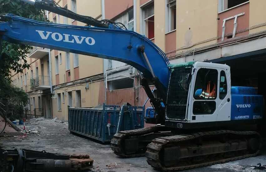 Catania: riprendono i lavori nell'ex ospedale Santa Marta
