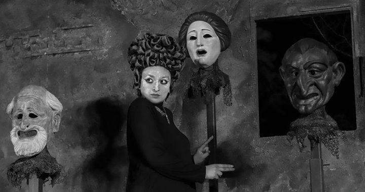 """Al Museo Campano di Capua lo spettacolo teatrale """"Oscae Personae"""""""
