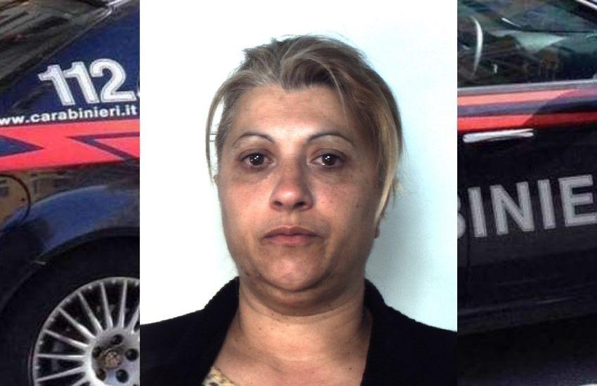 Belpasso, in carcere la moglie del boss Navarria, condannata ad oltre 8 anni di carcere