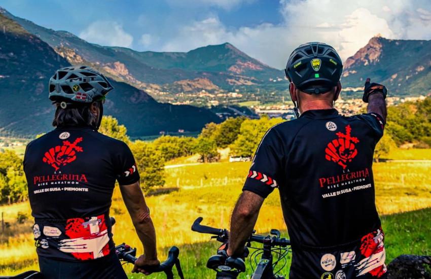 Via Francigena, domenica 19 c'è la Pellegrina Bike Marathon