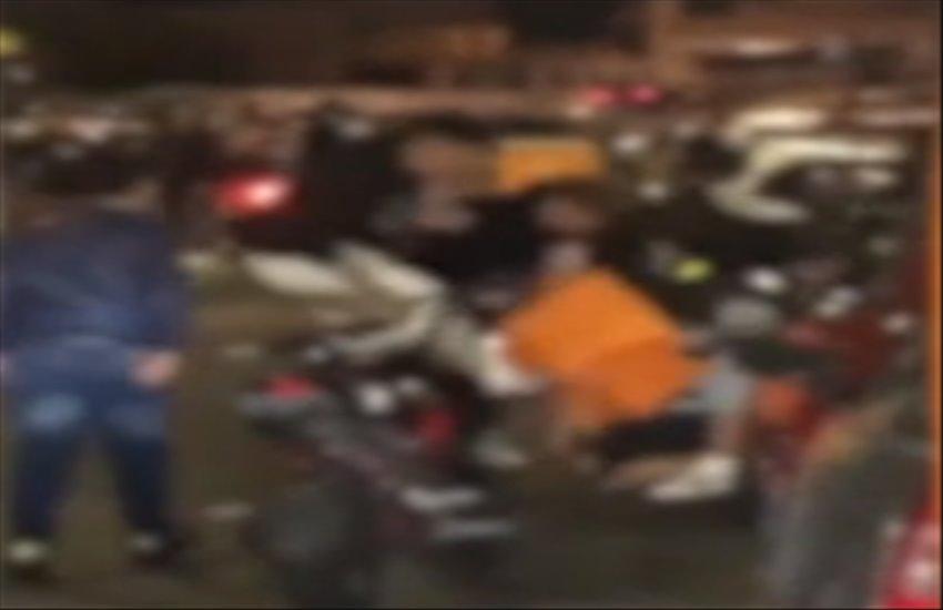 Aggressione brutale ad un rider a Fuorigrotta, individuati gli altri 4 membri della baby-gang
