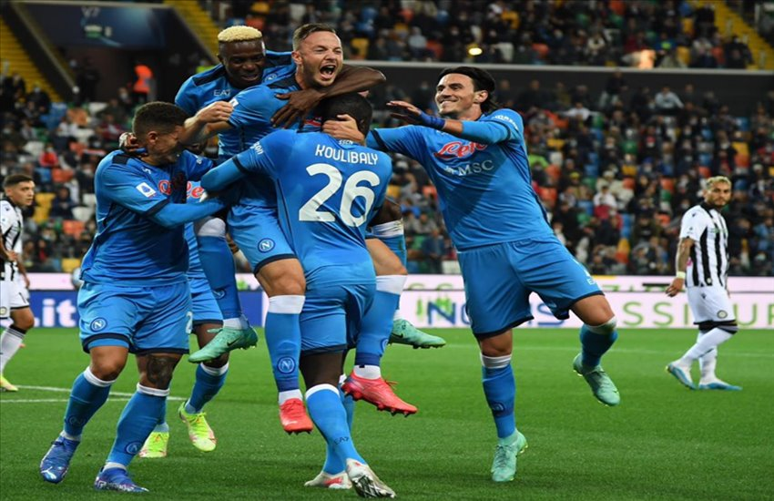 """Udinese-Napoli 0-4, valanga azzurra in Friuli. Le pagelle irriverenti: Insigne """"scippato"""""""