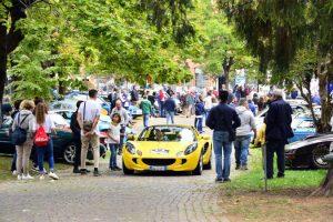Rivoli, il 2-3 ottobre la kermesse automobilistica Valmessa Graffiti