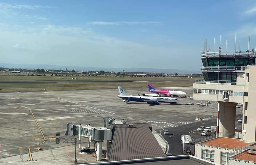 Aeroporto di Catania: arrestato ricercato albanese