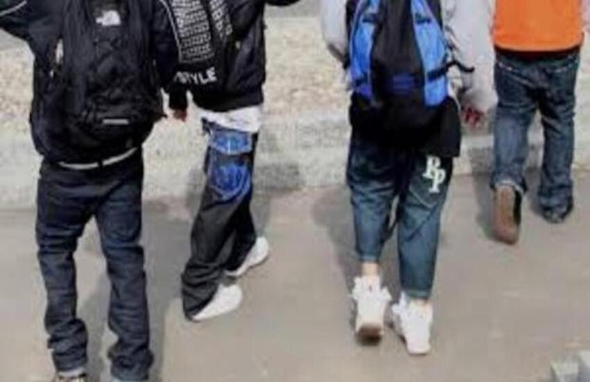Fornovo, rissa tra due baby gang rivali