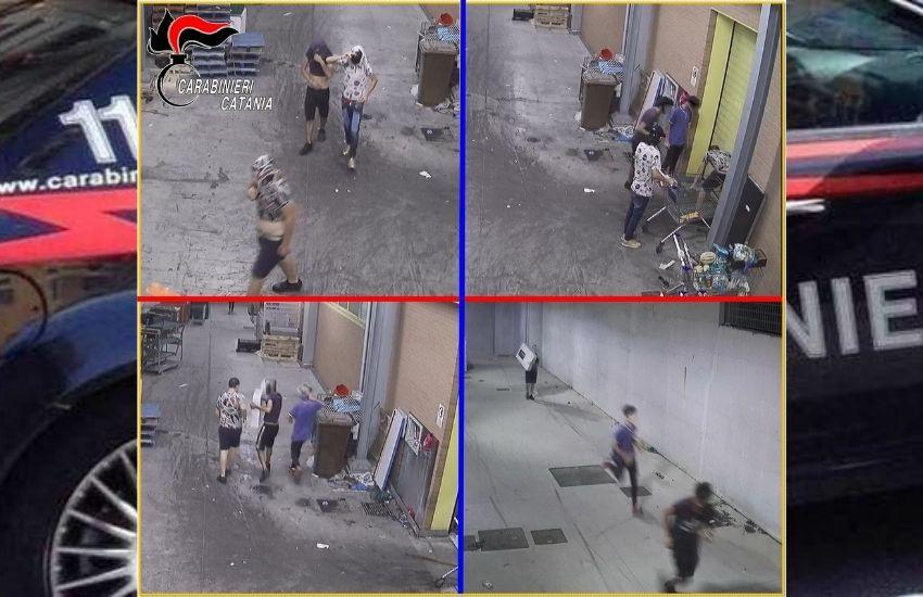 """[VIDEO] Paternò, sgominata """"baby gang"""" specializzata in furti e rapine"""