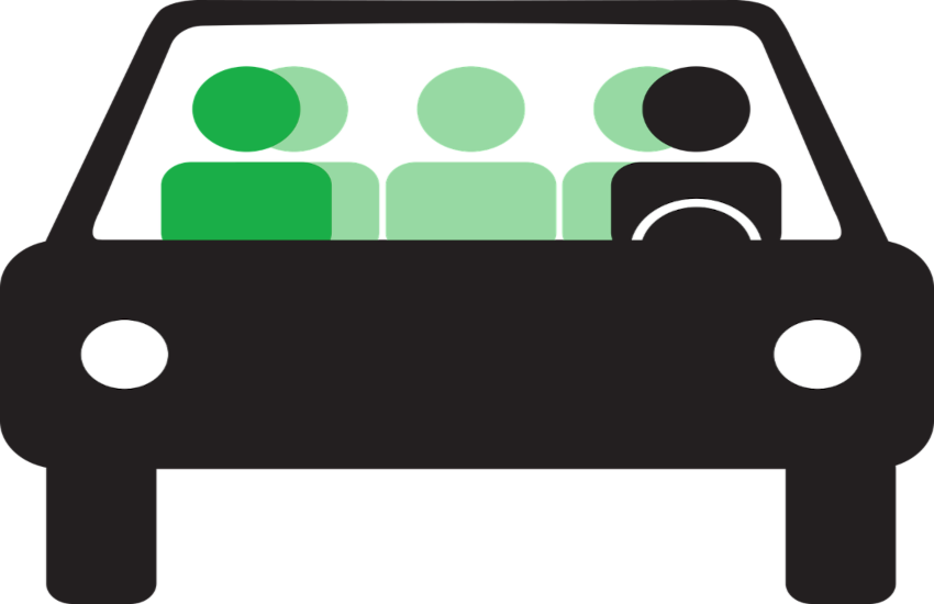 Valle di Susa, un'app per il Carpooling: i punti informativi