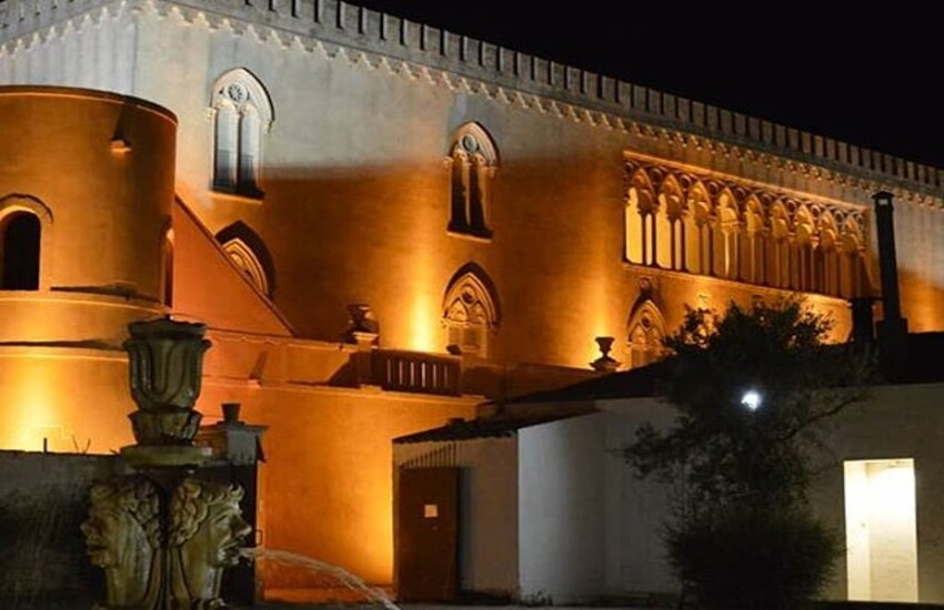 Castello di Donnafugata chiuso al pubblico venerdì 17 e sabato 18 settembre per preparasi al ricevimento nuziale di Miriam Leone