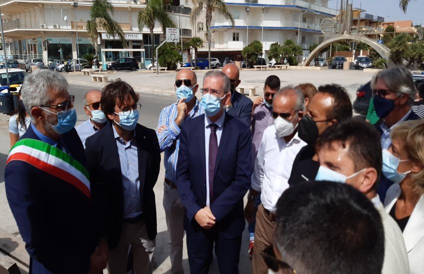 Consegnati i lavori di realizzazione di una nuova pista ciclabile a Marina di Ragusa: sarà fruibile dalla prossima primavera e andrà da Piazza Malta a via Cav. Calabrese
