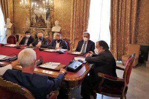 Palermo, emergenza cimiteri, l'amministrazione incontra rappresentanti pompe funebri