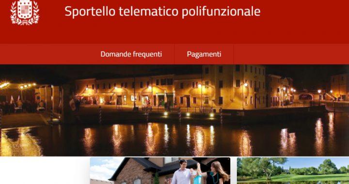 Comune di Dolo, attivo lo Sportello telematico polifunzionale