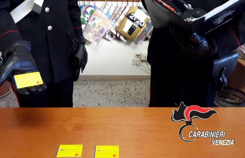 Percepiscono indebitamente il reddito di cittadinanza: decine di denunciati dai Carabinieri di Mestre