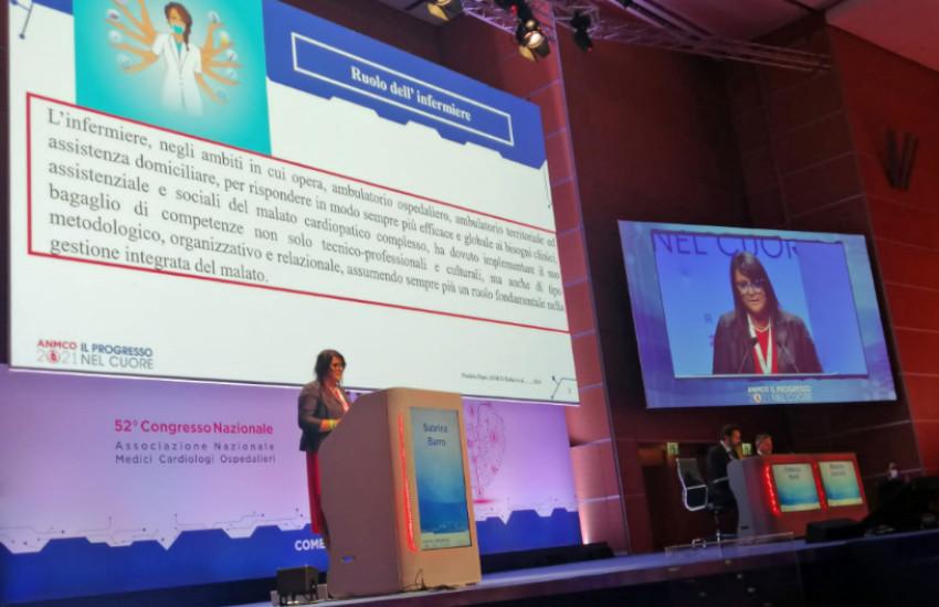 La Cardiologia dell'Ulss 4 al congresso nazionale Anmco 2021