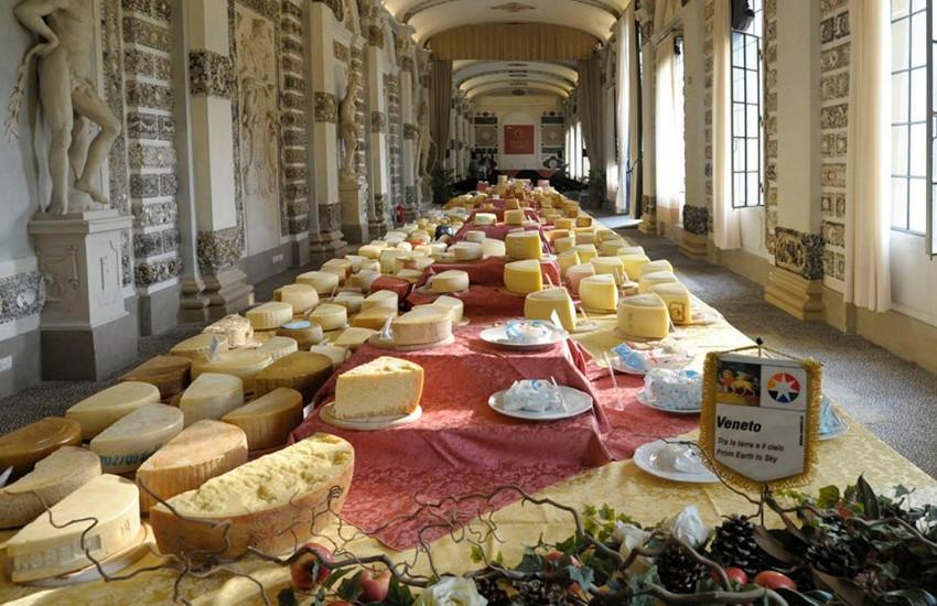 """Piazzola sul Brenta, formaggi per tutti i gusti a """"Caseus Veneti"""""""