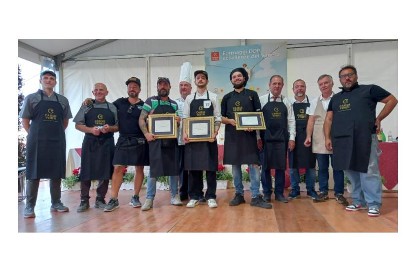 1° Concorso Panino Caseus Veneti: è vicentino il miglior panino del Veneto