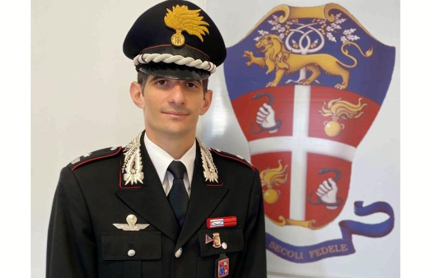 Carabinieri, dopo 4 anni il maggiore Francesco Barone lascia il Comando della compagnia di Chioggia Sottomarina