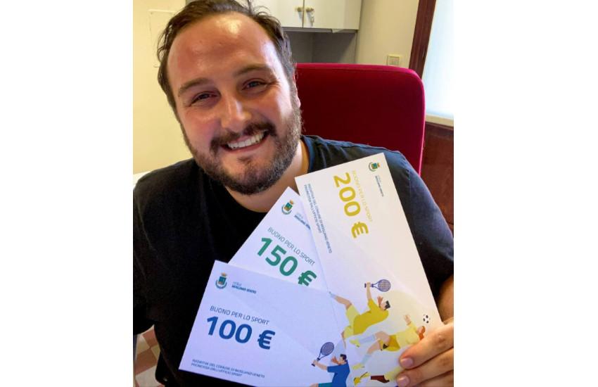 """Mogliano, c'è """"Sport per tutti"""", buoni per lo sport fino a 200 euro"""