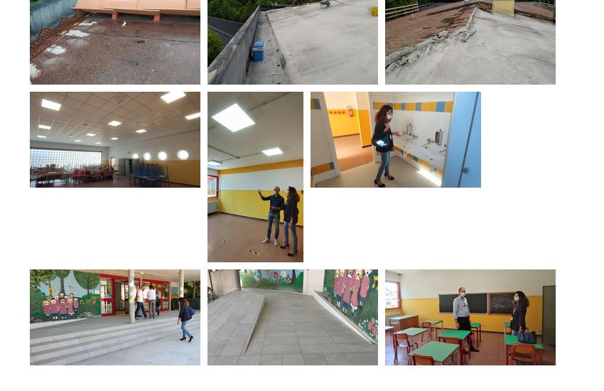 Mogliano, conclusi i lavori estivi straordinari in queste scuole