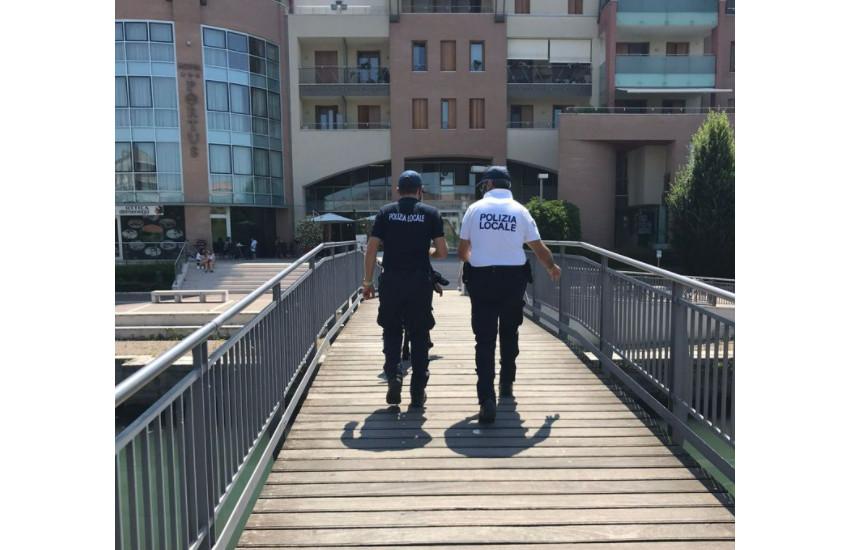 Anche a Portogruaro arriva l'unità cinofila presso il Comando di Polizia locale
