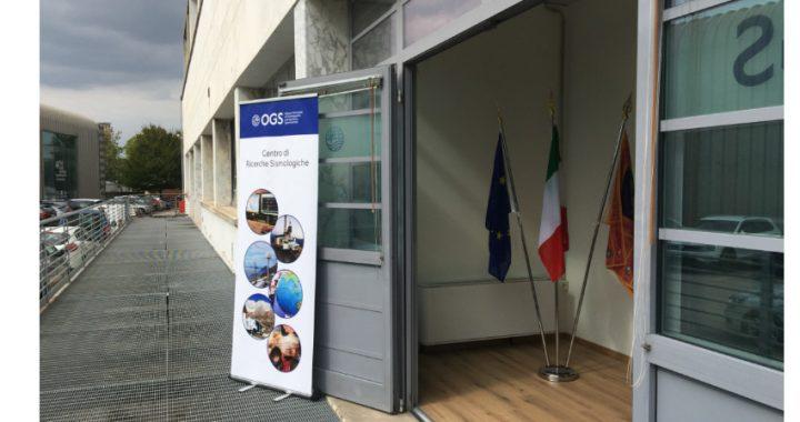 Al Vega la nuova sede dell'Istituto Nazionale di Oceanografia e di Geofisica Sperimentale – OGS