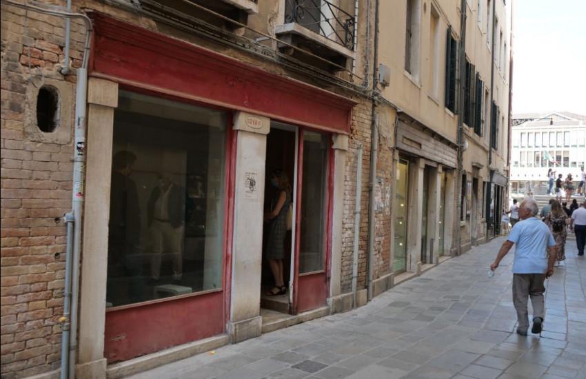 Venezia, un altro negozio in comodato d'uso assegnato dal Comune per 5 anni a un giovane imprenditore veneziano