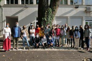 Venezia, il saluto ufficiale dell'amministrazione comunale ai nuovi volontari del Servizio civile