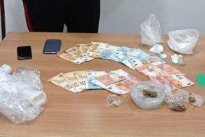 Quasi mezzo etto di droga in casa: arrestato a San Felice 28enne di Sezze